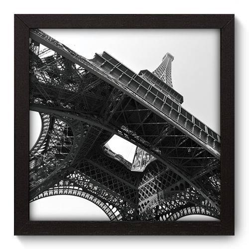 Quadro Decorativo Torre Eiffel N5002 22cm X 22cm