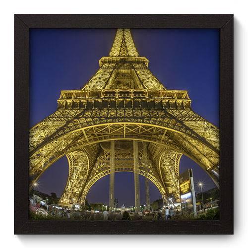 Quadro Decorativo Torre Eiffel N5036 22cm X 22cm