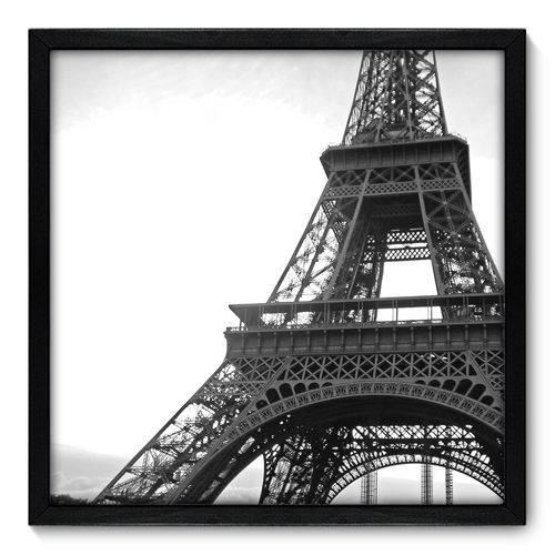 Quadro Decorativo - Torre Eiffel - N7034 - 50cm X 50cm