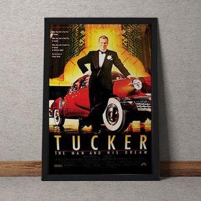 Quadro Decorativo Tucker 35x25