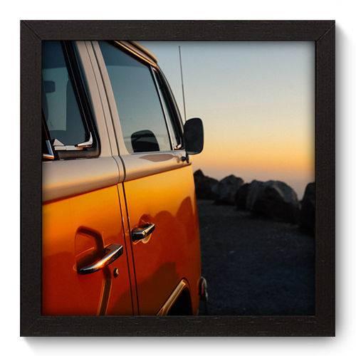 Quadro Decorativo Viagem N5076 22cm X 22cm