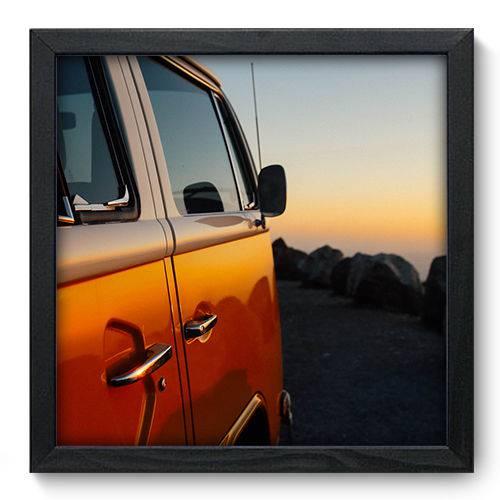 Quadro Decorativo Viagem N6076 33cm X 33cm