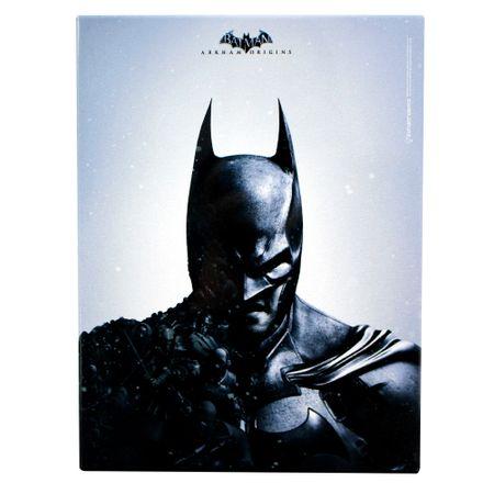 Quadro em Metal Batman Arkham