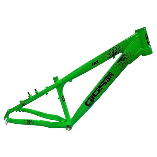 Quadro Gios BR FRX Freeride Verde Neon