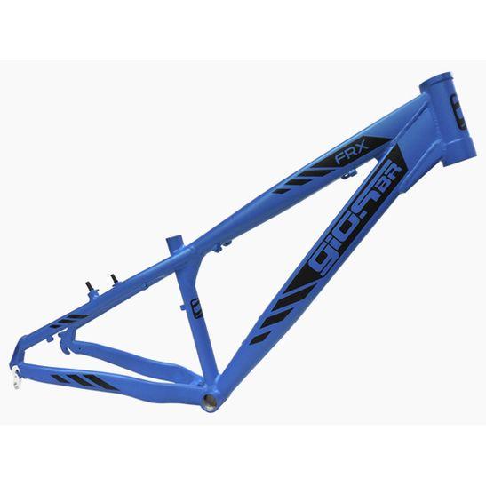 Quadro Gios FRX Freeride Azul/preto