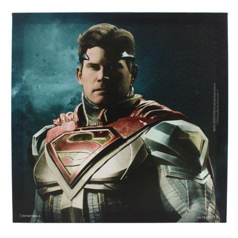 Quadro Injustice Superman