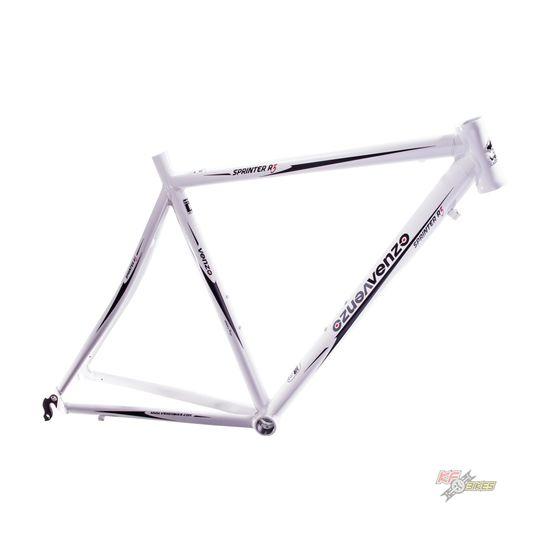 Quadro Speed Venzo Sprinter-branco-54