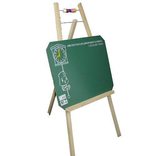 Quadro Verde 47x36 Infantil com Ábaco - Souza