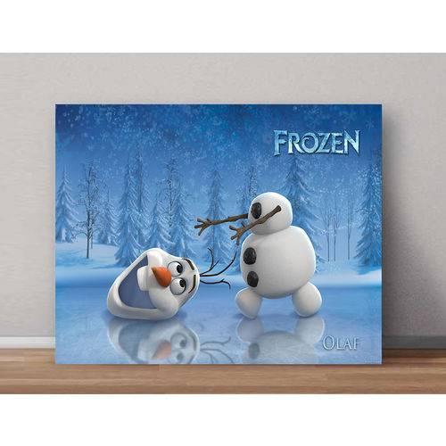 Quadros Decorativos Frozen 0001 - 50cm X 40cm