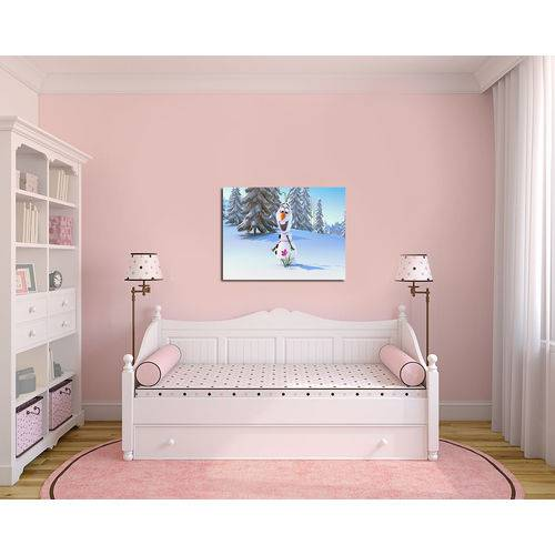Quadros Decorativos Frozen 0004 - 50cm X 40cm