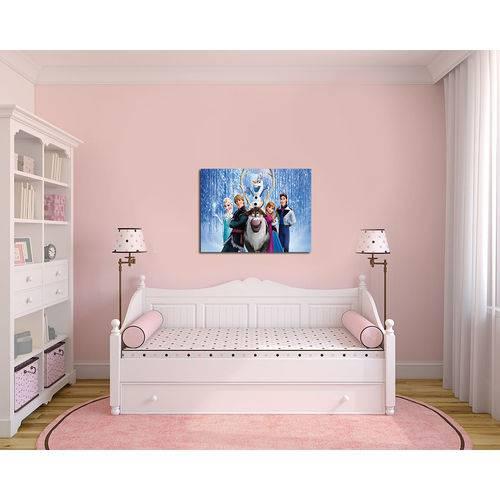 Quadros Decorativos Frozen 0008 - 50cm X 40cm