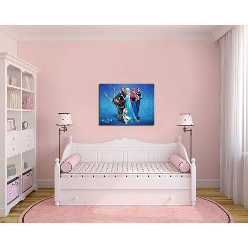 Quadros Decorativos Frozen 0009 - 50cm X 40cm