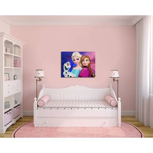 Quadros Decorativos Frozen 0010 - 50cm X 40cm