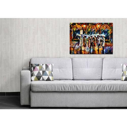 Quadros Decorativos Modernos 0008 - 50cm X 40cm
