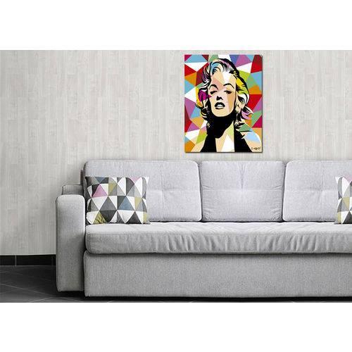 Quadros Decorativos Modernos 0014 - 50cm X 40cm