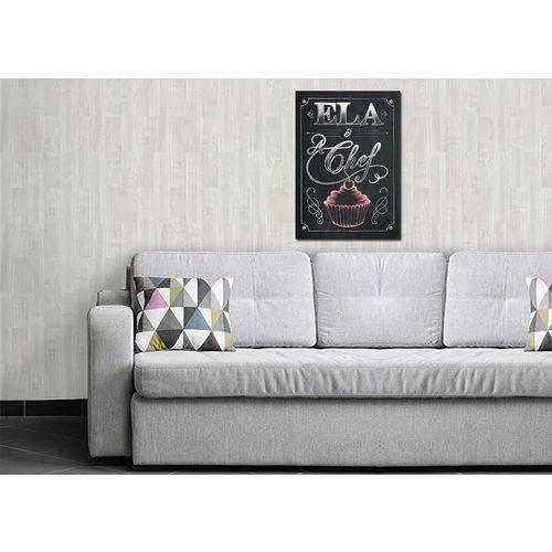 Quadros Decorativos Modernos 0015 - 50cm X 40cm
