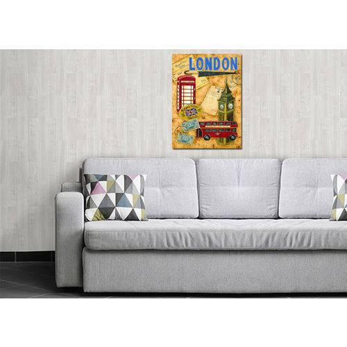 Quadros Decorativos Modernos 0017 - 50cm X 40cm