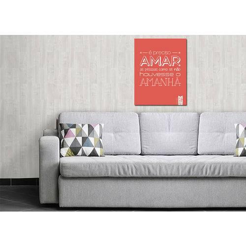 Quadros Decorativos Modernos 0025 - 50cm X 40cm