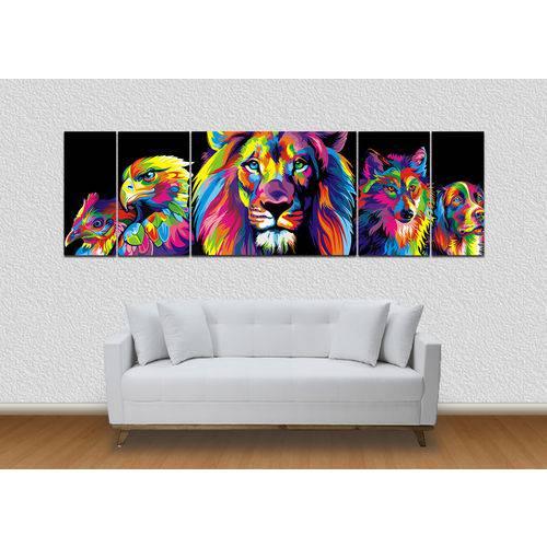 Quadros Decorativos Modernos 0029 - 50cm X 40cm