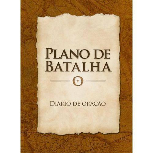 Quarto de Guerra - Plano de Batalha - Diario de Oracao