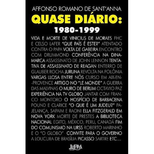 Quase Diario - 1980 - 1999 - Lpm