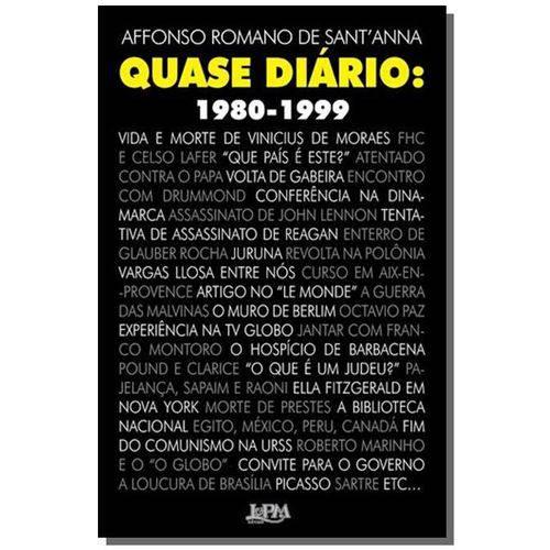 Quase Diario - 1980-1999