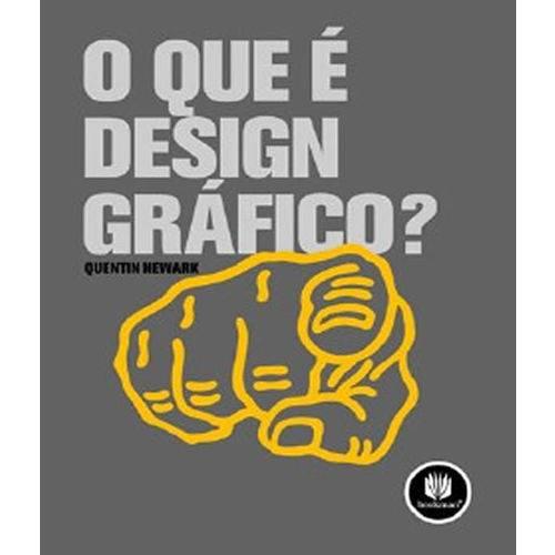 Que e Design Grafico?, o