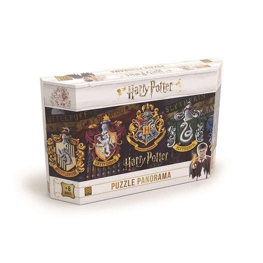 Quebra-Cabeça 350 Peças Panorama Harry Potter 3615 Grow