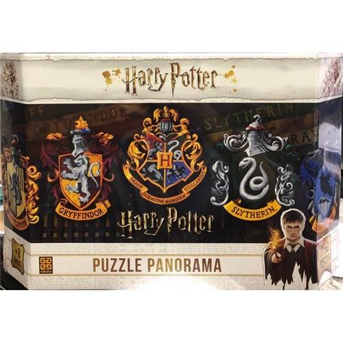 Quebra-Cabeça 350 Peças - Panorama Harry Potter - Grow - GROW