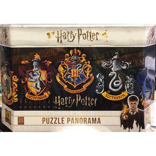 Quebra-cabeça 350 Peças - Panorama Harry Potter - Grow