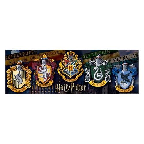 Quebra-Cabeça Harry Potter Panorama 350 Peças Grow 03615 03615