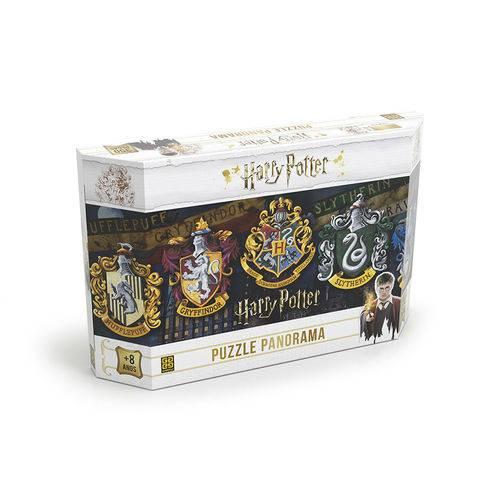 Quebra Cabeça Panorama Harry Potter 350 Peças - Grow