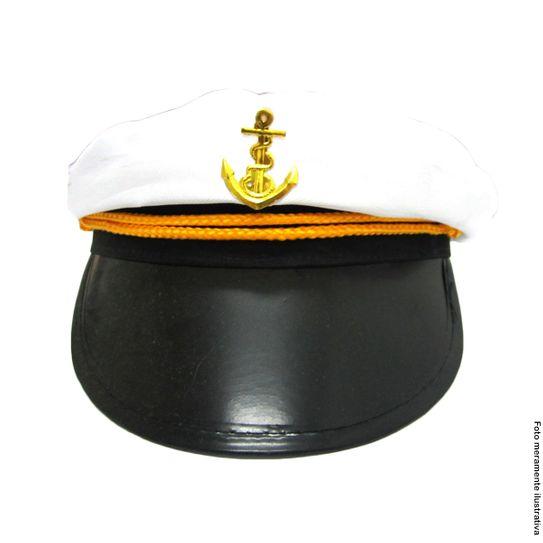 Quepe de Marinheiro Luxo