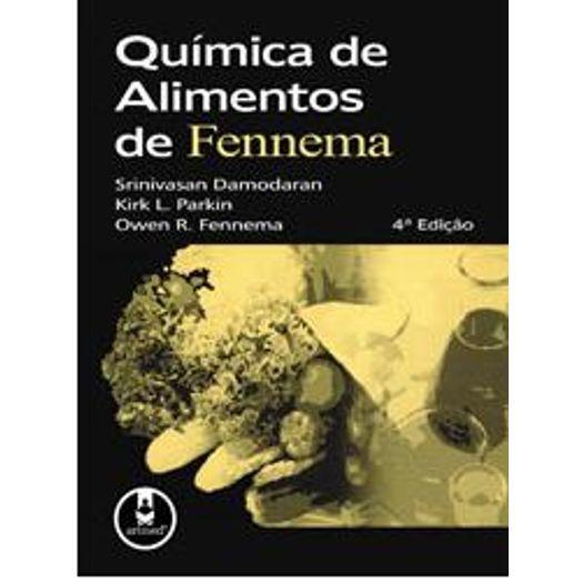 Quimica de Alimentos de Fennema - Artmed - 4ed