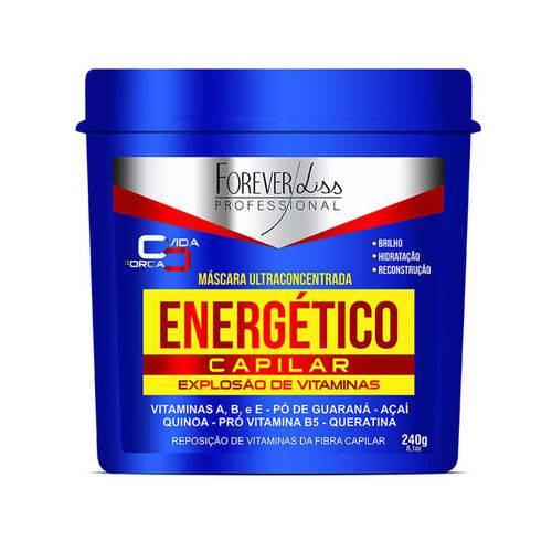 """""""forever Liss Energético Capilar Mascara 240g Forever Liss Energético Capilar Mascara 240g """""""