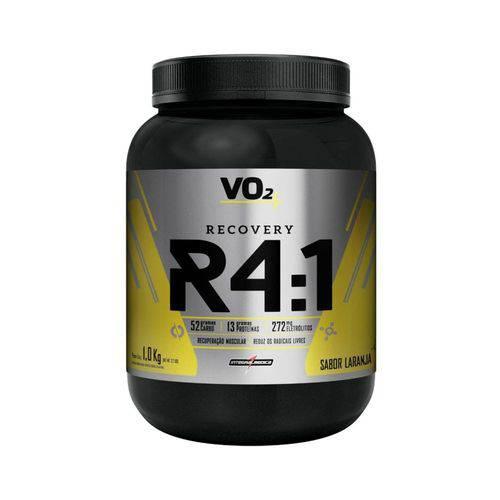 R4:1 Recovery Powder 1kg - Laranja
