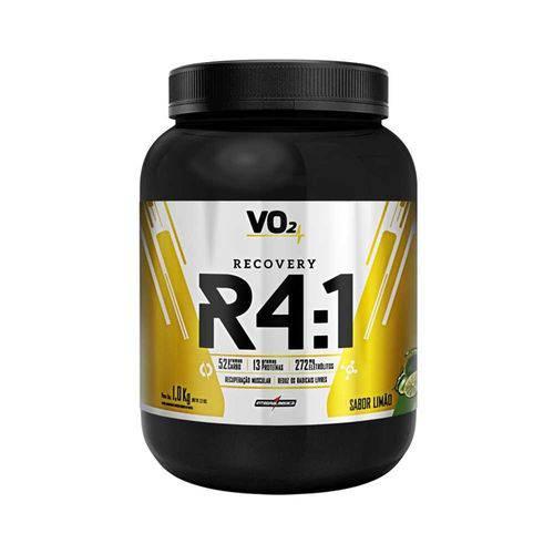 R4:1 Recovery Powder 1kg - Limão - Integralmedica