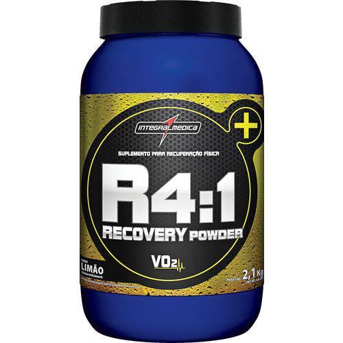 R4:1 Recovery Powder (Pt) 2,1kg - Integralmédica
