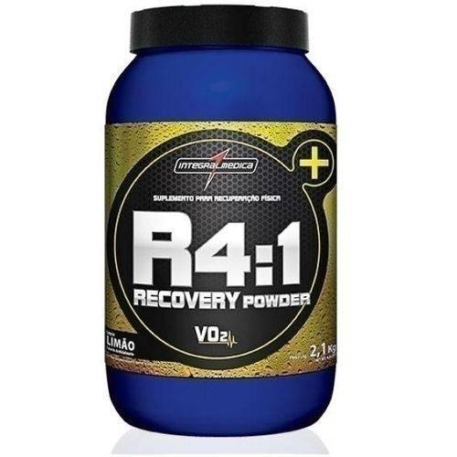 R4:1 Recovery Powder Sabor Limão 2100g - Integralmedica