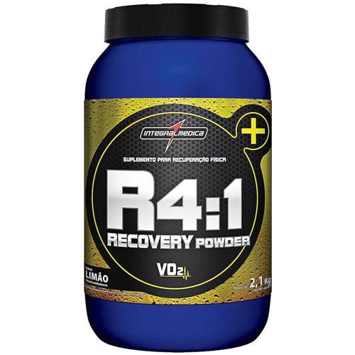R4:1 Recovery Powder Vo2 - 2,1 Kg - Limão - Integralmédica