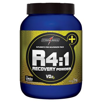 R4:1 Recovery Powder VO2 1KG Limão - IntegralMedica