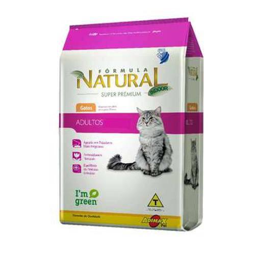 Ração Adimax Pet Formula Natural para