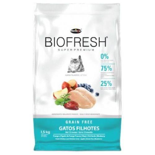 Ração Biofresh Gatos Filhotes 1,5kg