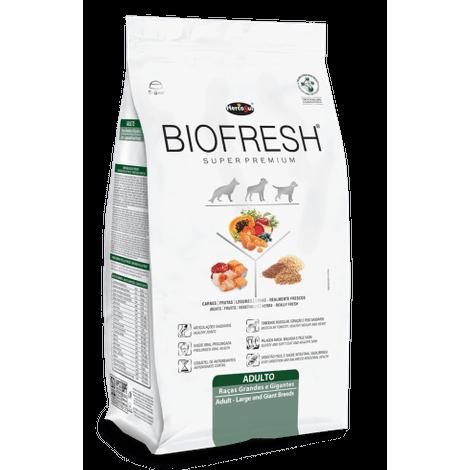 Ração Biofresh para Cães Adultos de Raças Grandes - Hercosul 12 Kg