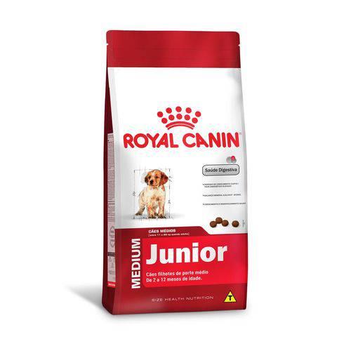 Ração Canin Medium Junior
