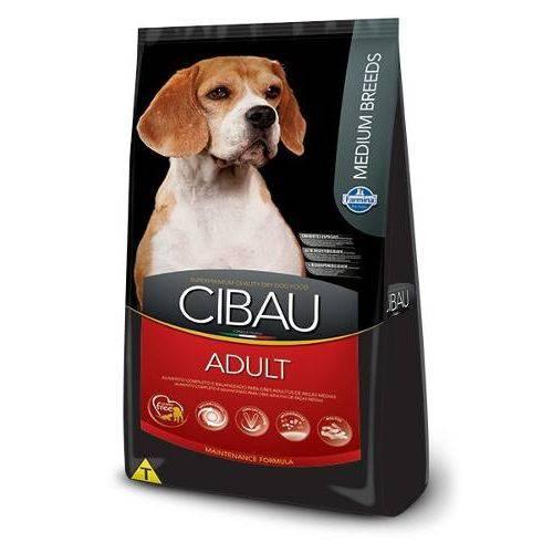 Ração Cibau Medium Breeds Cães Adultos Raças Médias Farmina 15kg