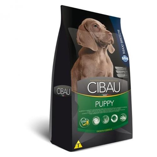 Ração Cibau para Cães Filhotes de Raças Grandes 15kg -