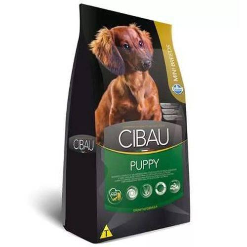 Ração Cibau Puppy Mini 10,1 Kg