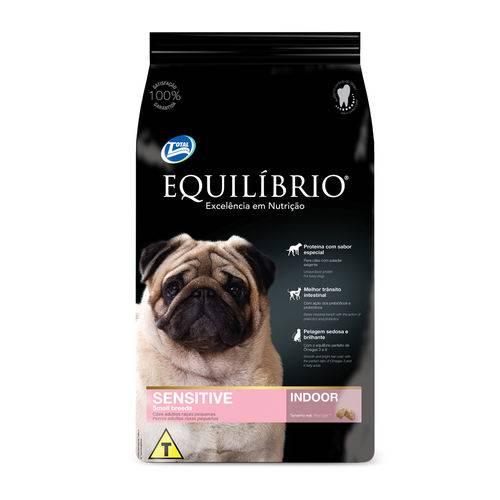 Ração Equilíbrio Sensitive Small Breeds Cães Adultos Raças Pequenas 2kg