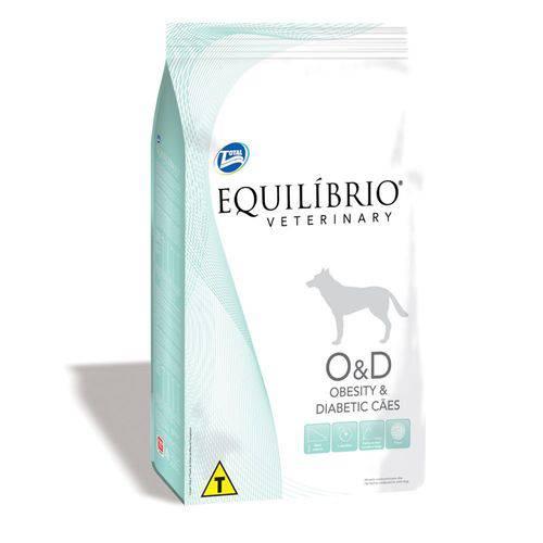 Ração Equilíbrio Total Veterinary Dog Obesity & Diabet para Cães 2kg